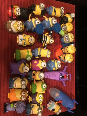 Minion Toys - Kids Toys for Sale in Homestead, FL