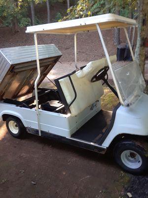 Yamaha utility golf cart for Sale in Gainesville, GA