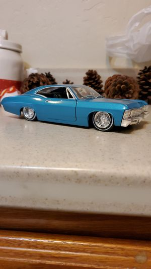 1:24 scale 1967 Chevy Impala,homies, general, antiques, toys, collectors for Sale in Artesia, CA