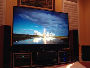 "For sale T.V. Mitsubishi 65-70"" HD 1080P DLP for Sale in Medford, OR"