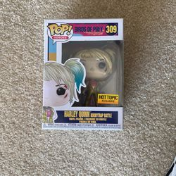 Birds Of Prey Booobytrap Batle Harley Quinn Pop for Sale in La Habra,  CA