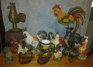 Rooster collection for Sale in Lake Wales, FL