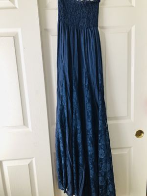 Navy blue dress small for Sale in Fresno, CA