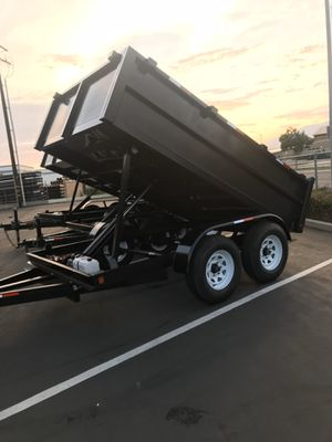 Dump Trailer 8x10x2 for Sale in La Puente, CA