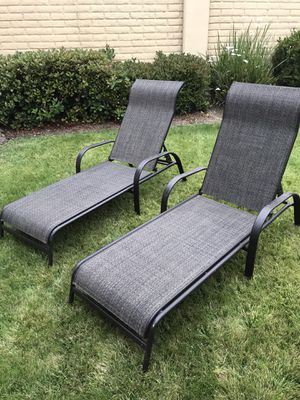 Lawn chairs for Sale in Salinas, CA