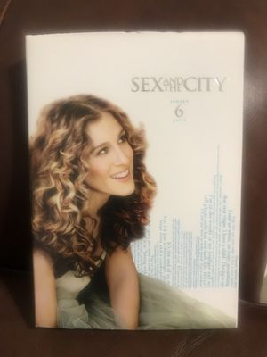 Sex and the city season 6 part 2. Two discs like new for Sale in Murfreesboro, TN