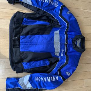 Yamaha Motorcycle Jacket for Sale in South San Francisco, CA