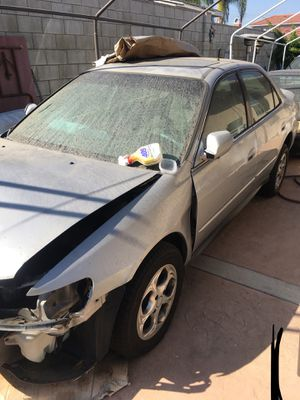 2002 Honda Accord ex (not parting out) for Sale in Industry, CA