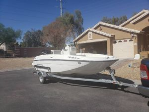 2018 Bayliner Element F16 Center Console Fishing Boat for Sale in North Las Vegas, NV