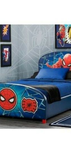 Spiderman twin bed frame for Sale in Reynoldsburg,  OH
