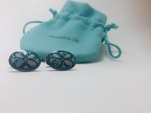 TIFFANY &CO CUFFLINKS for Sale in Bound Brook, NJ