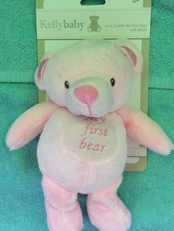 My First Teddy Bear Pink Baby Kelly Plush Girl for Sale in Elmont,  NY