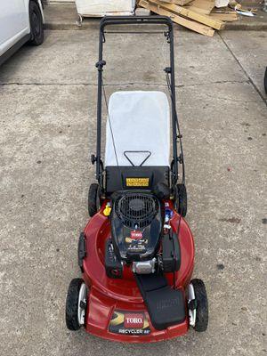 Toro 22 in. Kohler Low Wheel Variable Speed Gas Walk Behind Self Propelled Lawn Mower for Sale in Houston, TX
