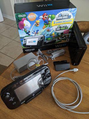 Nintendo Wii U - Deluxe Set - 32gb for Sale in Oviedo, FL
