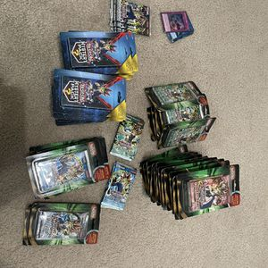 BIG Set Of Yugioh Cards for Sale in Hanover, MD