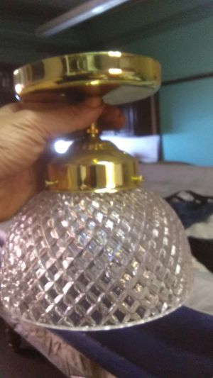 Glass light fixture s for Sale in Maywood, CA