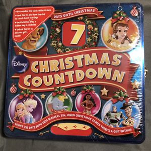 Disney Christmas Countdown Advent Calendar for Sale in South San Francisco, CA