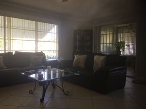 Sofa and love seat for Sale in Delray Beach, FL