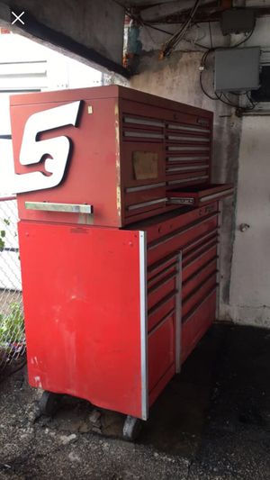 Snap on tool box (TOP ONLY) for Sale in Philadelphia, PA