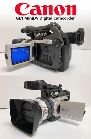 Canon GL1 MiniDV Digital Camcorder for Sale in Miami, FL