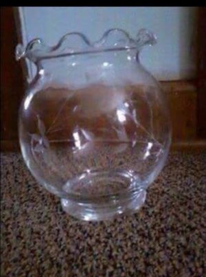 Princess House hand blown glass Votives for Sale in Milnesville, PA