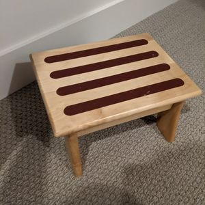Pending Pick Up. Wooden Step Stool for Sale in Kirkland, WA