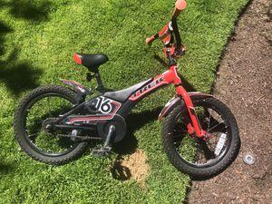 Trek 16 inch jet series kids black and red bike for Sale in Beaverton, OR