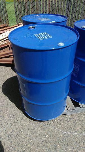 55 gallon barrels for Sale in Lodi, CA
