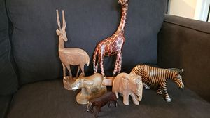 Wooden animals for Sale in Greenville, SC