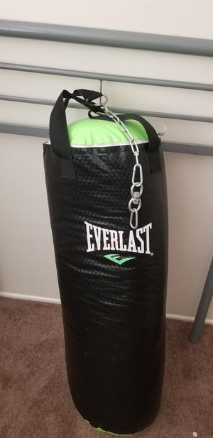 75lb punching bag for Sale in Beaverton, OR