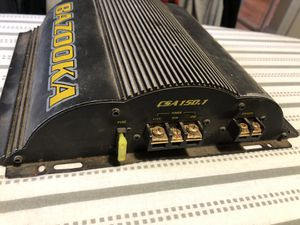 Car Audio Amplifier for Sale in Tacoma, WA