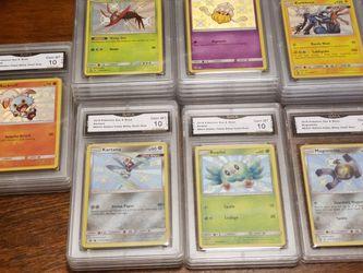 Pokemon cards Hidden Fates Shiny Graded for Sale in Kirkland,  WA