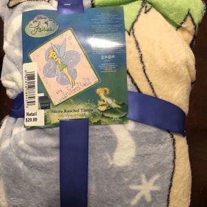 Tinker Bell Blanket for Sale in Gardena, CA