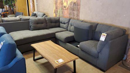 2pc sleeper sectional for Sale in Phoenix,  AZ
