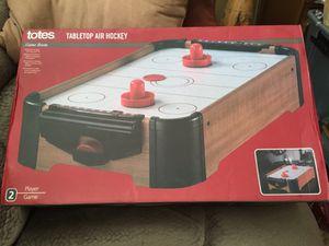 Totes Tabletop Air Hockey GT for Sale in Hayward, CA