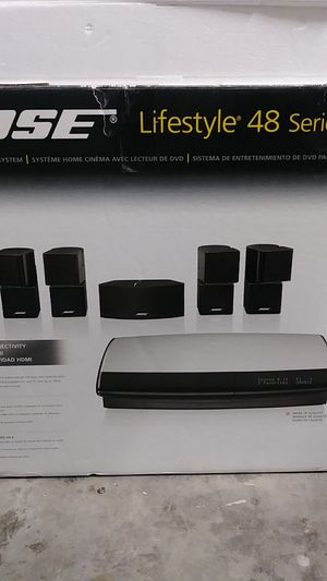Bose home entertainment system for Sale in Hialeah, FL