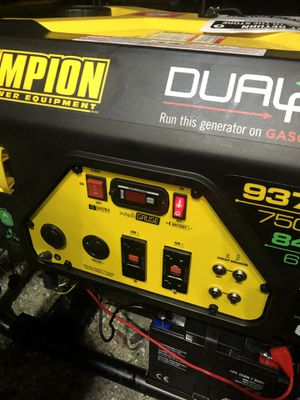 Champion Dual Fuel for Sale in Cantonment, FL