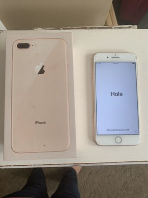 iPhone att rose gold 64 gigs for Sale in Thomasville, NC
