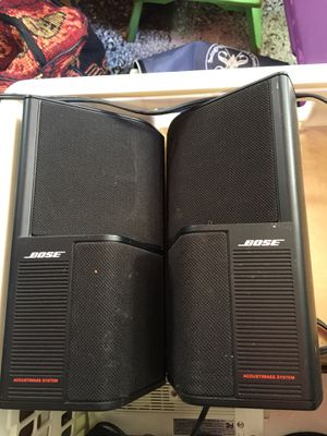 Bose speakers for Sale in Palo Alto, CA