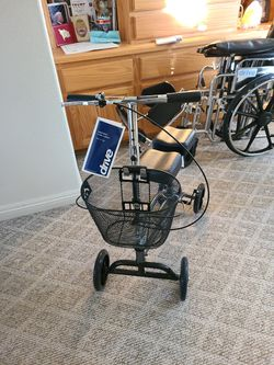 Steerable Knee Walker Brand New Only $75 Cost Over 700 for Sale in Las Vegas,  NV