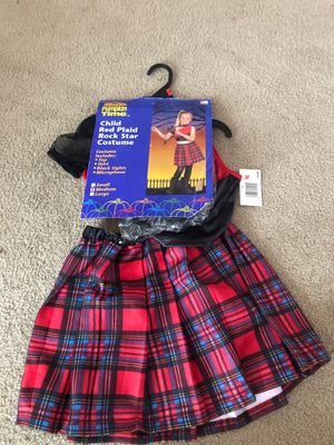 Rock star costume for Sale in Westerville, OH