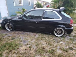 4x100 jnc rims brand new tires for Sale in Fort Lauderdale, FL