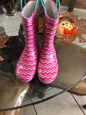Rain water boots for Sale in Avondale, AZ