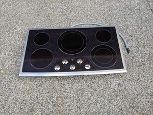 """GE 36"""" Built in Electric Cooktop for Sale in Everett, WA"""