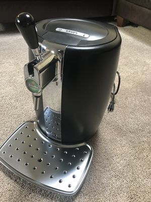 Krups B100 Beer Tender retails for $450 for Sale in San Jose, CA