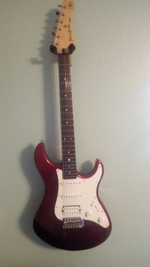 Yamaha Pacifica Electric Guitar for Sale in Spring Hill, FL