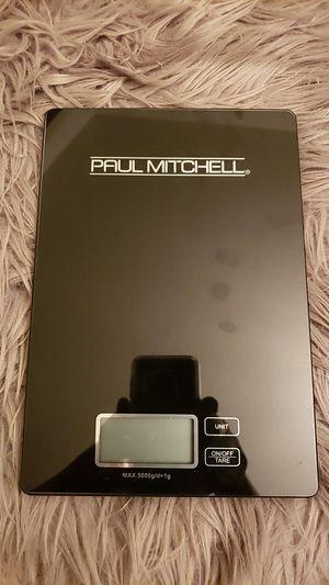 Paul Mitchell Digital Scale for Sale in Arlington, VA