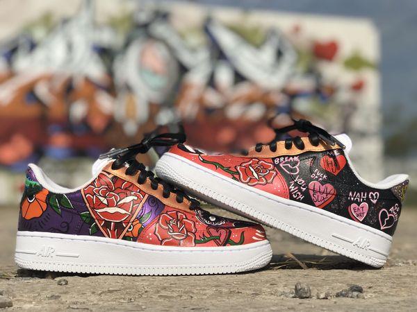 Custom Shoes!