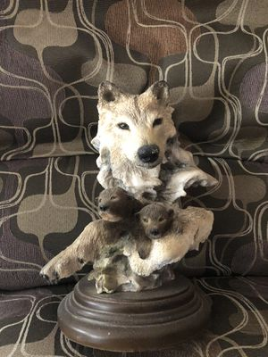 Wolf collectibles Statues for Sale in Eatonville, WA