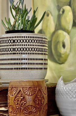 READ AD Planters Pot Pots Plants Planter Plant Vase Dresser Cabinet Credenza Stand Table Desk Bookcase Chair Sofa Rug Lamp Art Loveseat Couch for Sale in Seattle,  WA